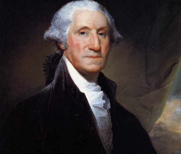 Privacy, Apples and President Washington