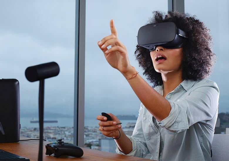 3D, Virtual and AugmentedReality